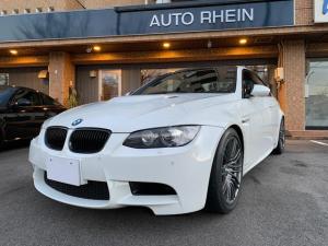 BMW M3 M3クーペ Mドライブパッケージ 6MT フルセグTV バックカメラ 車高調 ブラックレザー