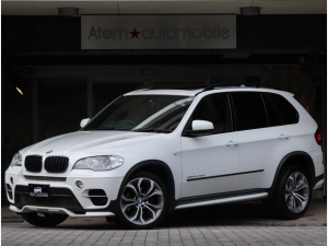 BMW BMW X5 xDrive 35d BP 1オナ パノラマSR 20AW
