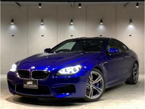 BMW M6 ベースグレード ホワイトレザー カーボンルーフ 純正20AW
