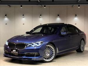 BMWアルピナ B7 ビターボ リムジンロング 1オーナー 新車保証 エグゼクティブプロ OP21AW