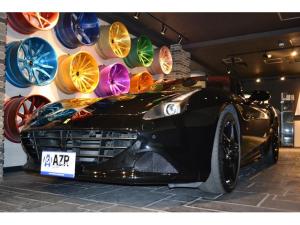 フェラーリ カリフォルニアT カプリストマフラー ダイアモンドスタイルシート OP300