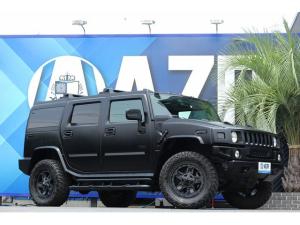 ハマーH2 新車並行 全塗装 KMCホイール ギブソンマフラー ナビ