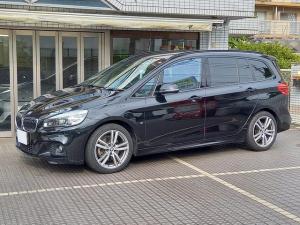 BMW 2シリーズ 218dグランツアラー Mスポーツ コンフォートPKGアクティブセーフティPKG