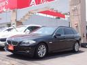 BMW/BMW 523iツーリング ハイラインパッケージ 茶革 ワンオーナー
