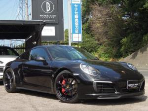 ポルシェ 911 911カレラ4S オプション多数・カレラSパワーキット450PS・PASM・パワステ+・20インチハイグロスブラックAW・PDLS・電格ミラー・クルコン・パークアシスト&Bカメラ・エントリーD・GTステア・SPシート+