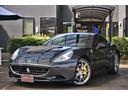 フェラーリ/フェラーリ カリフォルニア D車 社外ナビ キルティングレッドレザー OP20inAW