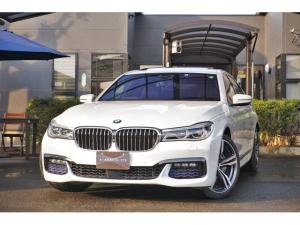 BMW 7シリーズ 740i Mスポーツ ワンオーナー ユーザー買取車 20インチホイール サンルーフ