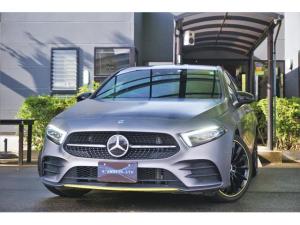 メルセデス・ベンツ Aクラス A180 エディション1 マットグレー 100台限定色 レーダーセーフティPKG ヘッドアップディスプレイ MBUX