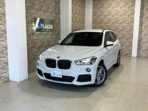 BMW X1 xDrive 18d Mスポーツ ドラレコ GPSレーダー