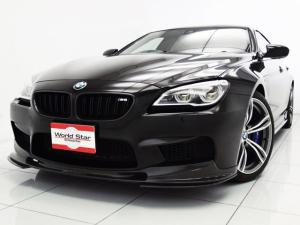 BMW M6 グランクーペ ベースグレード コンフォートPKG 禁煙車