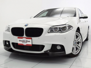 BMW 5シリーズ アクティブハイブリッド5 Mスポーツ 電動ガラスサンルーフ