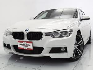 BMW 3シリーズ 320d スタイルマイスター Mスポーツ 限定車24台 LEDライト 19インチMライトAW ダコタレザーシート ACC レーンディパーチャーウォーニング レザーステアリング Rパーク Bカメラ 純正スマートキー 純正フロアマット 禁煙車