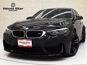 BMW M3 M3 DCT MライトダブルスポークAW Mパフォーマンスパーツ ハーマンカードンサウンド カーボンファイバートリム Mスポーツシート シートH 純正な純正TV Mパフォーマンスカーボンリヤスポイラー 禁煙車