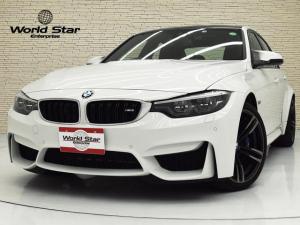 BMW M3 M3 ベースグレード カーボンファイバーインテリアトリム Mスポーツシート ハーマンカードンサウンド 19インチMライトダブルスポークAW アダプティブLEDヘッドライト ヘッドアップディスプレイ 自動防眩ルームミラー