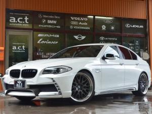 BMW 5シリーズ 528iハイラインエナジ‐モータースポーツコンプリート