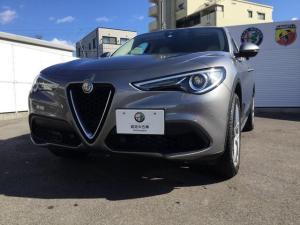 アルファロメオ ステルヴィオ ファーストエディション 限定車ETC元試乗車 認定中古車保証
