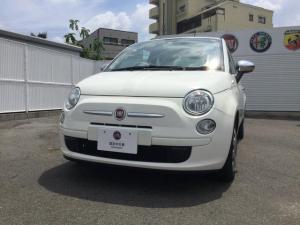 フィアット 500 1.2 ポップ ETC 認定中古車保証