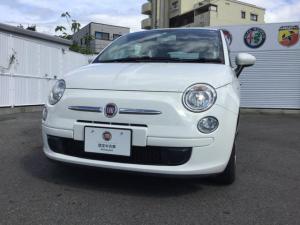 フィアット 500 ツインエア ポップ ETC 認定中古車保証