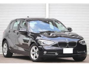 BMW 1シリーズ 116i スポーツ 専用装備 1オーナー ポータブルナビ
