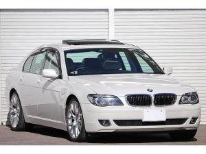 BMW 7シリーズ 750i ダイナミックスポーツエディション 150台限定 Individual 後期最終モデル ブリリアントホワイト 20AW ピアノフィニッシュブラックインテリアトリム シルパールレザーインテリア アンソラジットルーフライニング