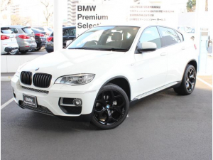 BMW BMW X6 xDrive 35i Msport ブラックレザー