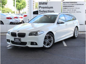 iBMW BMW 523dツーリング Mスポーツ メーカー保証1年付 ACC