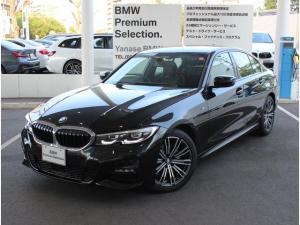 BMW 3シリーズ 320i Mスポーツ 弊社デモカー コンフォートパッケージ付