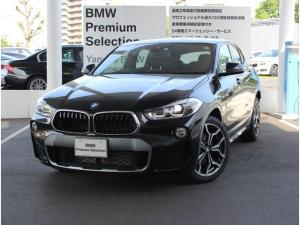 BMW X2 xDrive 18d MスポーツX デモカー コンフォートP