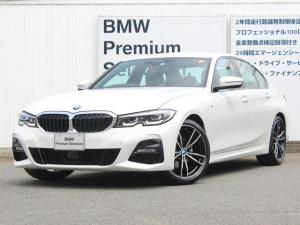 BMW 3シリーズ 320i Mスポーツ デビューパッケージ コンフォートパッケージ 弊社デモカー