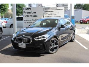 BMW 1シリーズ 118i Mスポーツ 弊社元デモカー ナビゲーションPKG ビジョンPKG HIFIスピーカー コンフォートPKG装備車