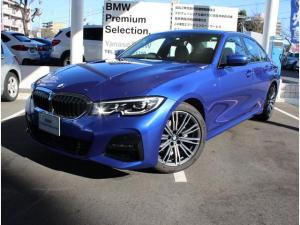 BMW 3シリーズ 320i Mスポーツ 弊社デモカー コンフォートパッケージ パーキングアシストパッケージ