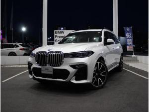 BMW X7 xDrive 35d Mスポーツ スカイラウンジ 6人乗り ウェルネスパッケージ 22AW リアエンターテイメント