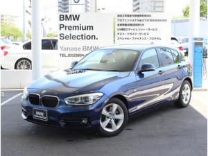BMW 1シリーズ 118i スポーツ ワンオーナー車 パーキングサポートパッケージ付 メーカー1年保証付き
