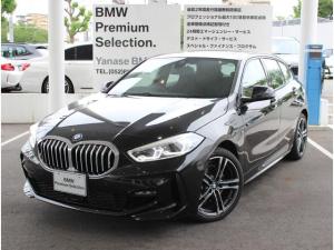 BMW 1シリーズ 118i Mスポーツ 弊社元デモカー ナビゲーションパッケージ コンフォートパッケージ パノラマサンルーフ HIFIスピーカー ビジョンパッケージ