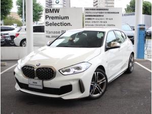 BMW 1シリーズ M135i xDrive 弊社元デモカー ビジョンパッケージ パノラマガラスサンルーフ付