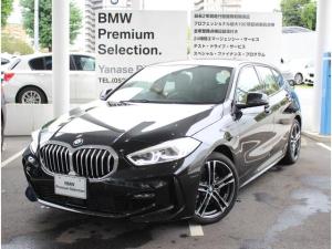 BMW 1シリーズ 118d Mスポーツ エディションジョイ+ 弊社元サービス代車 ナビパッケージ付 メーカー保証2年付 HDD・バックカメラ