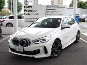 BMW 1シリーズ 118d Mスポーツ エディションジョイ+ 弊社元サービス代車 ナビパッケージ付 ストレージパッケージ 18インチ
