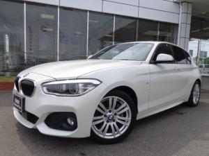 BMW 1シリーズ 120i Mスポーツ 黒革 ACC ドラレコ 禁煙 ワンオナ