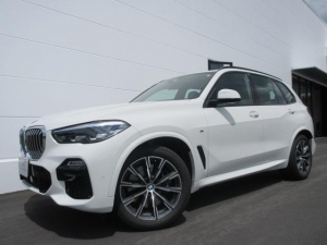 BMW X5 xDrive 35d Mスポーツ HUD デモ 認定中古車