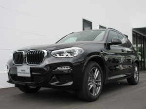 BMW X3 xDrive 20d Mスポーツ 19AWワンオーナーBPS