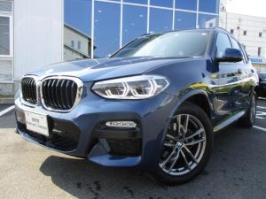 BMW X3 xDrive 20d MスポーツデモカーACC 2年BPS