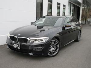 BMW 5シリーズ 523dツーリング LEDヘッドライト アクティブクルーズコントロール ステアリングアシスト ワンオーナー 禁煙車 1年保証
