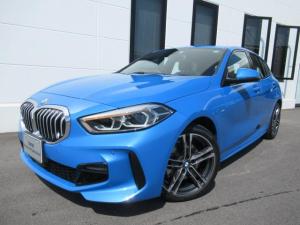 BMW 1シリーズ 118i Mスポーツ ナビパッケージ コンフォートパッケージ 運転席電動シート アクティブクルーズコントロール ワイヤレスチャージ バックカメラ デモカー 2年保証