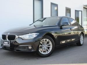 BMW 3シリーズ 320d LEDヘッドライト 16インチAW アクティブクルーズコントロール コンフォートアクセス バックカメラ 禁煙車 1年保証