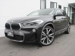 BMW X2 xDrive 20i MスポーツX デビューパッケージ ブラックレザーシート シートヒーター 電動ディート アクティブクルーズコントロール ヘッドアップディスプレイ 電動トランク 20インチAW ワンオーナー禁煙 1年保証
