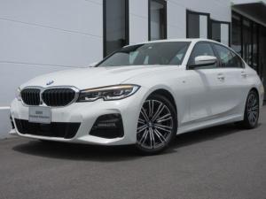 BMW 3シリーズ 320i Mスポーツ アクティブクルーズコントロール ワイヤレスチャージ パドルシフト シートヒーター 電動トランク LEDヘッドライト 18インチAW 禁煙車 2年保証