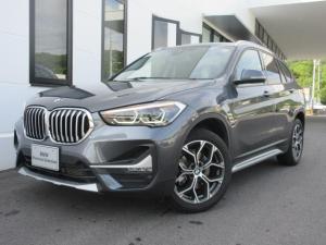 BMW X1 xDrive 18d xライン ハイライン コンフォートパッケージ ブラウンレザーシート シートヒーター 電動パワーシート 電動トランクゲート LEDヘッドライト 18インチAW ワンオーナー禁煙車 2年保証