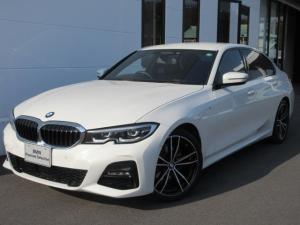 BMW 3シリーズ 320i Mスポーツ コンフォートPKG 電動トランク LEDヘッドライト アクティブクルーズコントロー ステアリングアシスト 19インチAW 禁煙車 1年保証