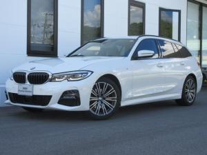 BMW 3シリーズ 320d xDriveツーリング Mスポーツ コンフォートPKG 電動トランク LEDヘッドライト ワイヤレスチャージ シートヒーター 18インチAW ドライブレコーダー ワンオーナー禁煙車 2年保証