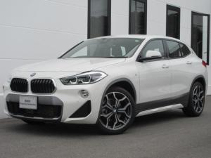 BMW X2 xDrive 18d MスポーツX コンフォートPKG 電動トランク シートヒーター LEDヘッドライト 19インチAW ハンズフリー スマートキー デモカー禁煙車 2年保証